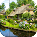 Rural Houses Puzzle