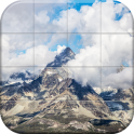 Peaks and Hills Puzzle