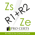 R1+R2 Zs Ze Calculator
