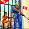 US Police Grand Jail break Prison Escape Games