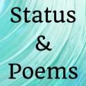 Status, Messages & Poems