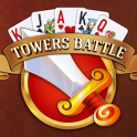 Towers Battle Solitaire Tripeaks