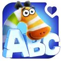 Alfabeto inglés con Zebrainy ABCs