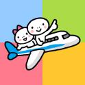 「YUBISASHI」여행 어플이 「유비사시 회화장」