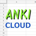 ANKI-LIST CLOUD