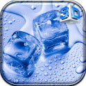 Ice Cubes Live Wallpaper
