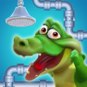 Talking Bath Crocodile