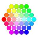 HexagonalColorPicker Example