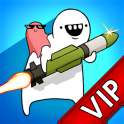 [VIP]Missile Dude RPG: Tap Tap Missile