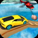 Ramp Car Stunts Game