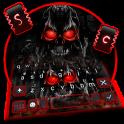 Zombie Skull Tema de teclado