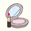 Mirror for makeup