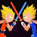 Stickman Dragon Fight