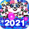 Bubble Shooter Sweet Panda