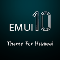 Dark Emui-10 Theme for Huawei