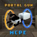 Portal Gun Mod MCPE