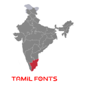 Tamil Fonts