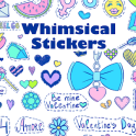 Cute Wallpaper Whimsical Stickers Theme