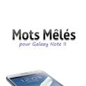 Mots Mélés Galaxy Note II