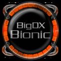 Bionic Launcher Theme Orange
