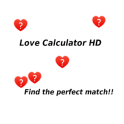 Love calculator HD