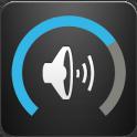 Slider Widget - громкость
