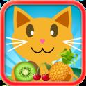 QCAT - Kleinkind-Spiel: Obst