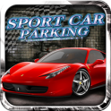 Parking 3D voiture de sport