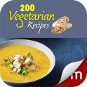 200 Vegetarian Recipes