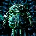 Biomechanical Droid Wallpaper