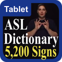 ASL Dictionary for Tablets