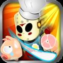 Ninja Barbecue Party App