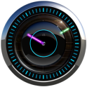 CALAIDEON Analog Clock Widget