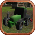 3D Tractor Simulator Farm Game