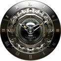 SYMPHONIE Luxury Clock Widget