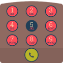 Theme for ExDialer Flat