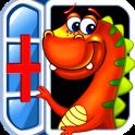 Dr. Dino!- Kids Dinosaur Doctor & Hospital games