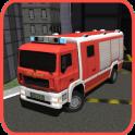 3D Firefighter Parking