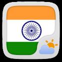 Hindi Language GO Weather EX