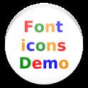 Font Icons Demo