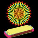 Fireworks Harmonica