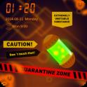 Go Locker Radioactive Canister