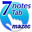7notes with mazec for ONKYO