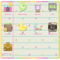 Girly I am Go Launcher