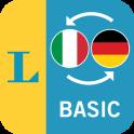 Italian - German Translator Dictionary Basic