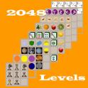 2048 Levels