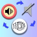 Change ringer mode widget