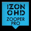 iZonoHD Zooper Pro Widget