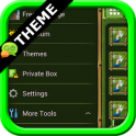 Bamboo GO SMS Theme