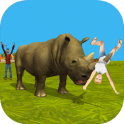 Rhino Simulator 3D